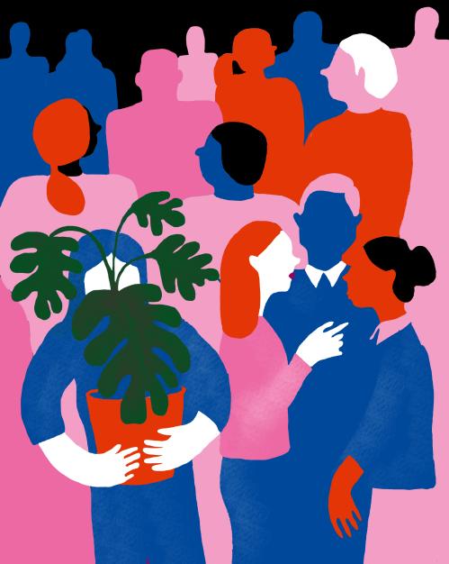 konferanse, introvert